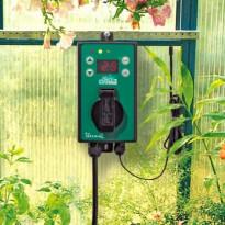 Termostaatti BioGreen Thermo1, digitaalinen, kasvihuoneeseen