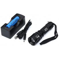 Taskulamppu MTX6001 Professional, 10W LED