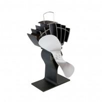 Kamiinapuhallin Caframo Ecofan 810 Ultra Air, sähkötön, 212 m³/h