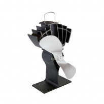 Lämpötuuletin Caframo Ecofan 810 Ultra Air, sähkötön, 212 m³/h