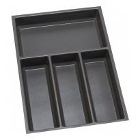 Aterinlaatikko Ideal Keittiöt, eri kokoja, harmaa