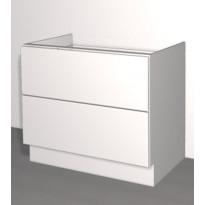 Laatikoston runko Ideal Keittiöt, 400x710x568 mm, + 2 laatikkoa