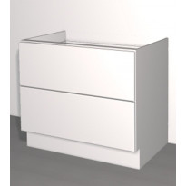 Laatikoston runko Keittiö.net, 800x710x568 mm, + 2 laatikkoa