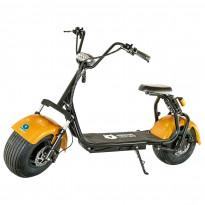 Sähköskootteri Kontio Kruiser 2.0 Premium Pack, 1000W, kulta