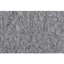 Tekstiililaatta Condor Solid 75, 5x500x500mm, vaalea harmaa
