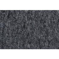Tekstiililaatta Condor Solid 76, 5x500x500mm, keskiharmaa
