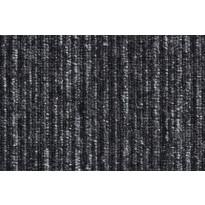 Tekstiililaatta Condor Solid 178, 5x500x500mm, raidallinen harmaa