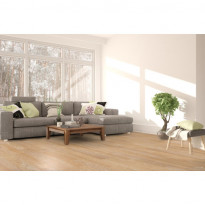 Korkkilattia Amorim Wise SRT Natural Light Oak, 7x190x1225mm