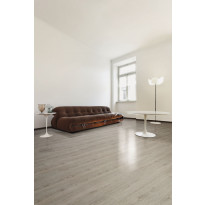 Vinyylikorkkilattia Wicanders Wood Resist Limed Grey Oak, 10,5x185x1220mm