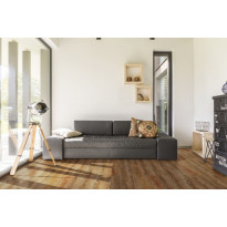 E1U4001 - Vinyylikorkkilattia Wicanders Wood Resist+ Smoked Rustic Oak