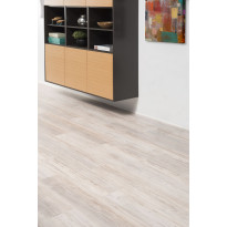 E1W2001 - Vinyylikorkkilattia Wicanders Wood Resist+ Grey Rustic Pine