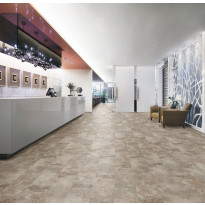 Vinyylikorkkilattia Wicanders Stone Resist+ Grey Marble, kivikuosi, 10,5x295x905mm