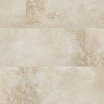 Vinyylikorkkilattia Wicanders Stone Resist+ Beige Marble, kivikuosi, 10,5x295x905mm, myyntierä 27,77m², Verkkokaupan poistotuote