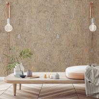 Seinäkorkki Wicanders Dekwall Stone Art Platinum, 3x300x600mm, myyntierä 9,9m², Verkkokaupan poistotuote