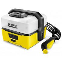 Matalapainepesuri Kärcher Mobile Cleaner, akkukäyttöinen