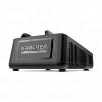 Pikalaturi Kärcher Battery Power 36V, seinäkiinnikkeellä