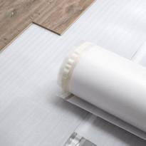 Laminaatin alusmateriaali Kronotex Basic Plus, 2mm, 25m², askeläänieriste