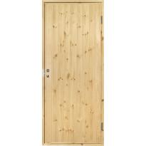 Varaston ovi VO4AL, 9x21, eristämätön, karmi 94mm
