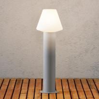 Pollarivalaisin Barletta 7272-302, Ø190x600mm, harmaa