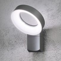 LED-seinävalaisin Konstsmide Asti 7273-370, 260x235x355mm, antrasiitti, Verkkokaupan poistotuote