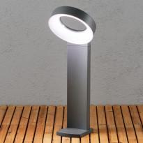 LED-pollarivalaisin Konstsmide Asti 7274-370, 260x235x730mm, antrasiitti