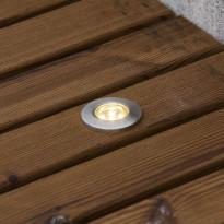 Laajennussarja Konstsmide Mini LED 7464-000 terassivalaisimeen, 3-osainen