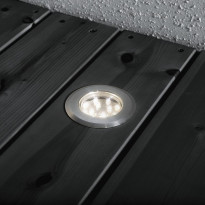 Laajennussarja Konstsmide Mini LED 7465-000 terassivalaisimeen, 3-osainen
