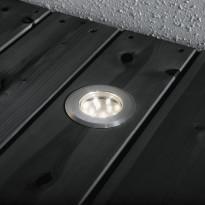 Laajennussarja Konstsmide Mini LED 7465-000 terassivalaisimeen, 3-osainen, Verkkokaupan poistotuote