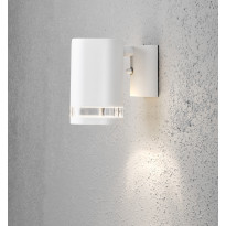 Seinävalaisin Konstsmide Modena 7511-250, alas, valkoinen