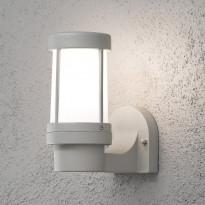 Seinävalaisin Siena 7513-302, 105x190x235mm, harmaa