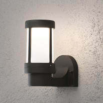 Seinävalaisin Konstsmide Siena 7513-752, 105x190x235mm, musta