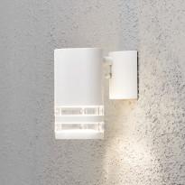 Seinävalaisin Modena 7515-250, 90x145x155mm, alas, valkoinen