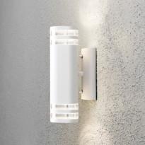 Seinävalaisin Modena 7516-250, 90x145x285mm, ylös/alas, valkoinen