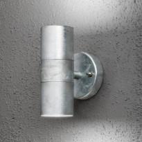 Seinävalaisin Modena 7571-320, 60x90x170mm, ylös/alas, sinkitty teräs
