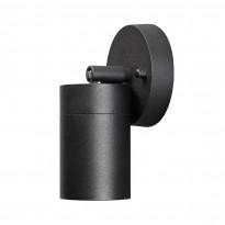 Seinävalaisin Modena 7598-750, 60x90x150mm, suunnattava, musta