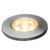 Terassivalaisinsarja 7639-000 LED-spotti 6kpl + muuntaja