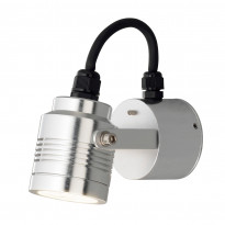 LED-seinävalaisin Monza 7903-310, 80x130x80mm, alumiini