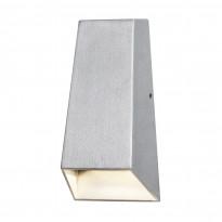 LED-seinävalaisin Konstsmide Imola 7911-310, 90x65x170mm, ylös/alas, alumiini