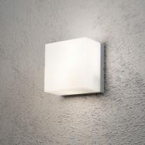 Seinävalaisin 7927-312 Sanremo, 210x210x140mm, 2xE27, alumiini/opaali