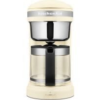 Kahvinkeitin KitchenAid Drip, 1.7l, kerma