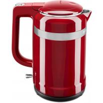 Vedenkeitin KitchenAid Design Collection 5KEK1565, 1,5 l, punainen