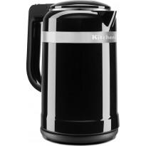 Vedenkeitin KitchenAid Design Collection 5KEK1565, 1,5l, musta