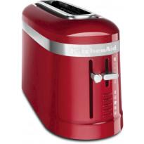 Leivänpaahdin KitchenAid Design Collection 5KMT3115, kahdelle viipaleelle, punainen