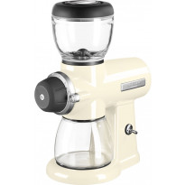Kahvimylly KitchenAid Artisan 5KCG0720, 200 g, kerma