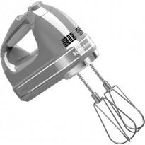 Sähkövatkain KitchenAid 5KHM9212, 9-nopeuksinen, harmaa
