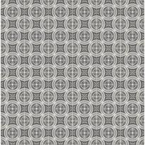 Kuviolaatta Kymppi-Lattiat History Jugend Nottingham Decor, himmeä, 250x250mm