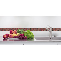 Seinälaatta Kymppi-Lattiat Pure White Glossy, kiiltävä, 300x600mm, rektifioitu