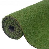 Keinonurmi 0,5x5 m/20 mm vihreä