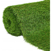 Keinonurmi 1x5 m/40 mm vihreä