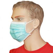 Suu-nenäsuojus Medical type II, 50kpl/pkt